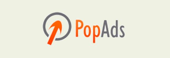 PopAds Anuncios para webs