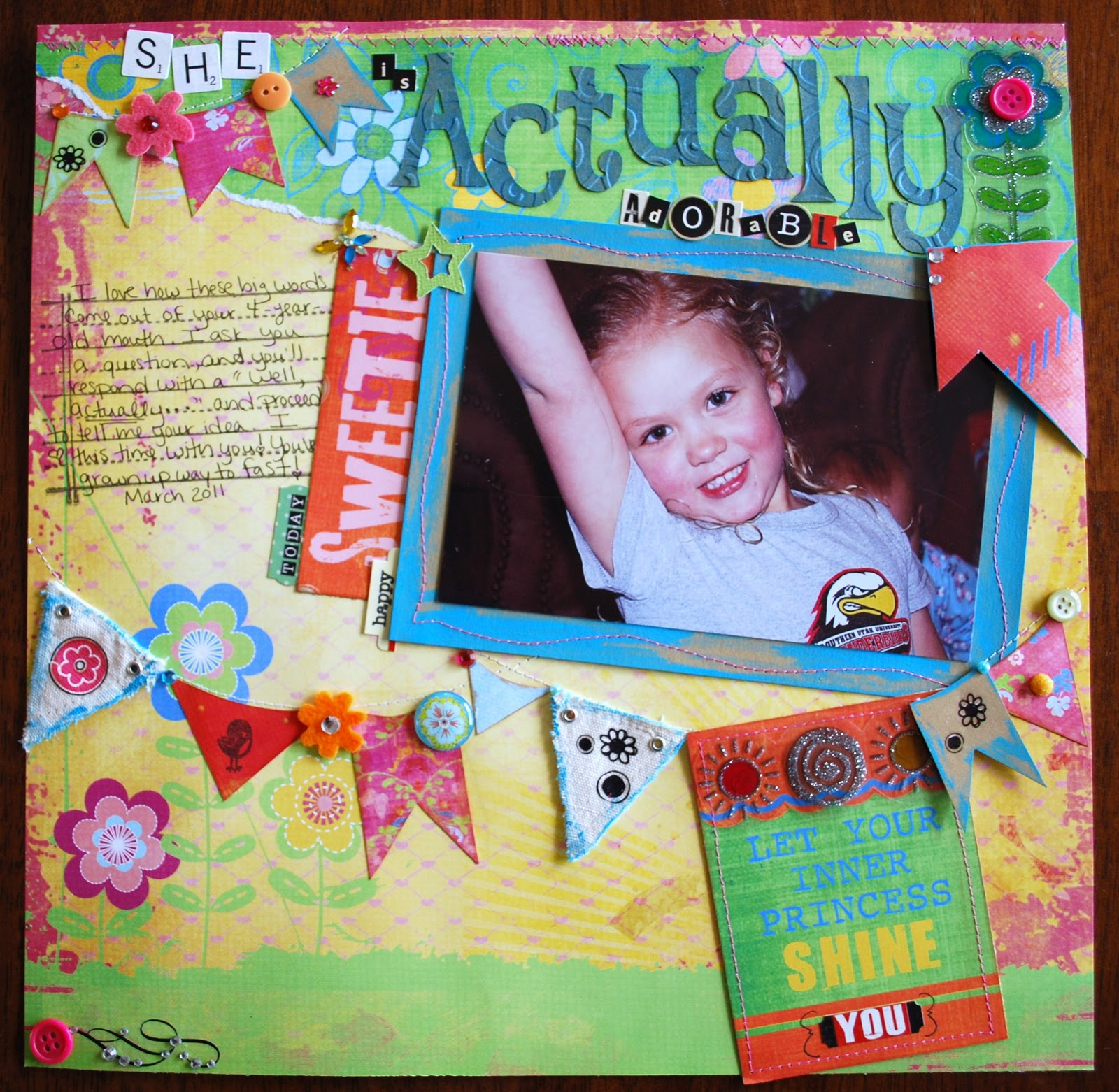 the sweetest things: Some of my FAVORITE 12 x 12 Scrapbook ...
