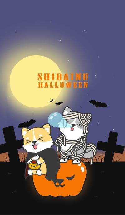 ShibaInu Halloween