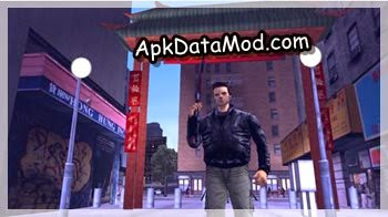 Grand Theft Auto III apk chinese district