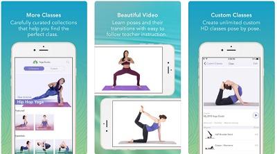 aplikasi iphone olahraga yoga