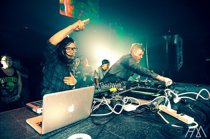 Skrillex: Dubstep/Remixes | blissfulbeats