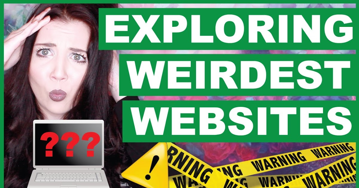 17 Weirdest WebSites That You Should See - Tricky Tipp