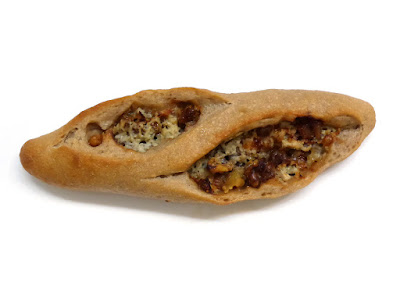 ゴルゴンゾーラ・ノア・フィグ(Pain au gorgonzola, noix et figues) | GONTRAN CHERRIER(ゴントラン シェリエ)