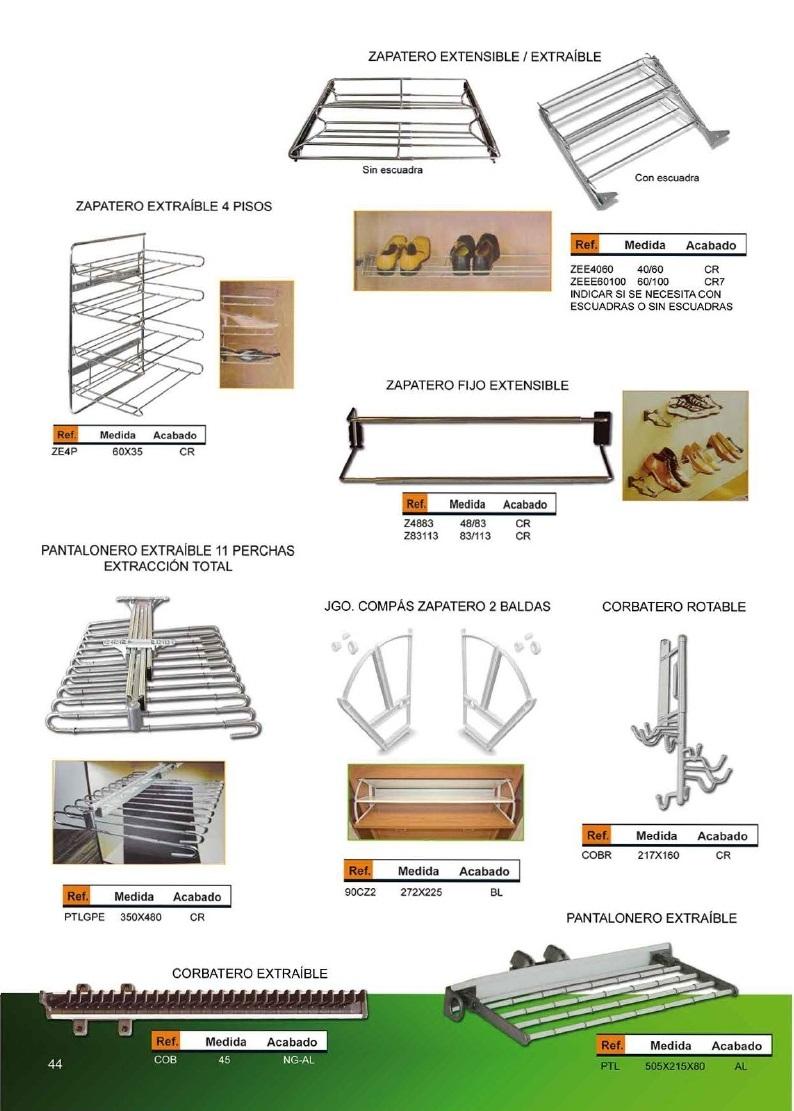 Dise o de muebles madera herrajes y accesorios para for Diseno de muebles de madera pdf