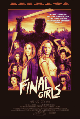 The Final Girls [2015] [DVD5 + DVD9] [NTSC] [Latino]