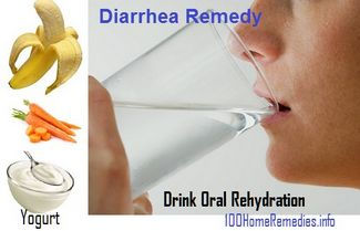Diarrhea home remedies