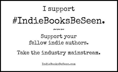#March2018 #IndieBooksBeSeen #Indie #Author #Books #Monthly #BookReview!