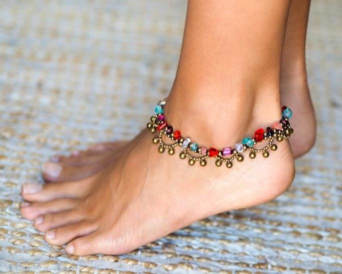 Details about  /New Ankle Bracelet