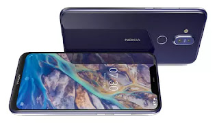 HMD Global launches New variant of Nokia 8.1 in India