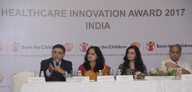 ARMMAN wins share of GSK and Save the Children Healthcare Innovation Award