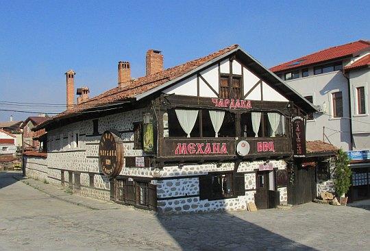 Centrum Banska.