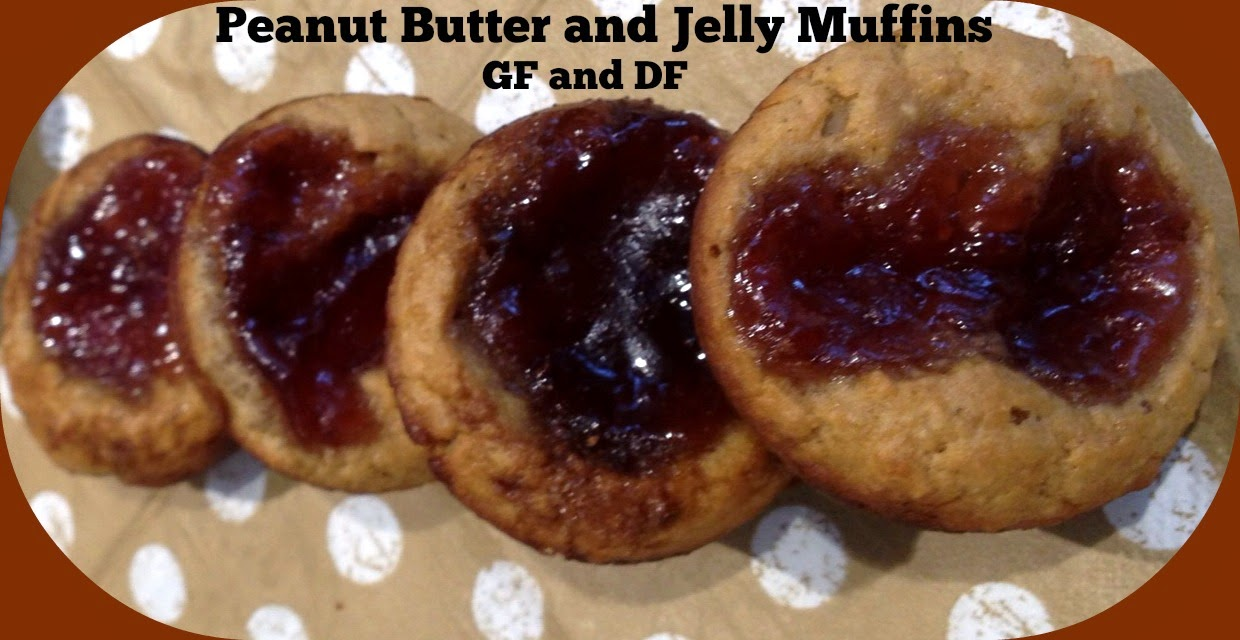 gluten free and dairy free muffins