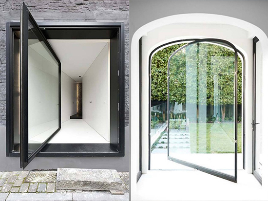 foto Desain Pintu Besar Minimalis