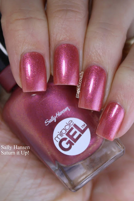 Sally Hansen Saturn it Up!