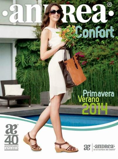 zapatos Andrea confort primavera 2016 mexico