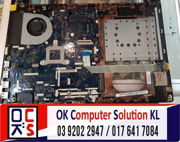 [SOLVED] LAPTOP LENOVO G405S CANNOT ON | REPAIR LAPTOP CHERAS6