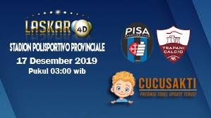 Prediksi Pertandingan Bola Trapani vs Pisa 17 Desember 2019