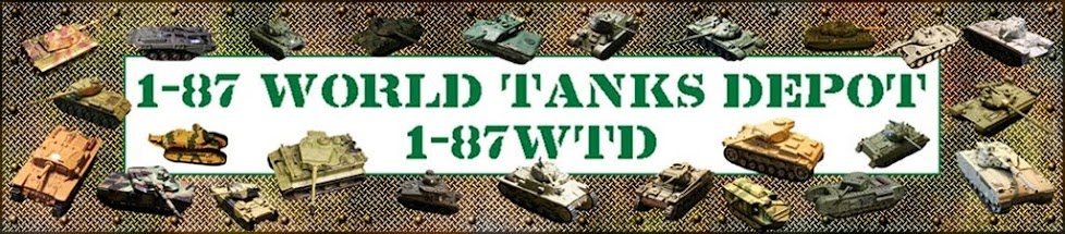 1-87 WORLD TANKS DEPOT (1-87WTD) Online Shop