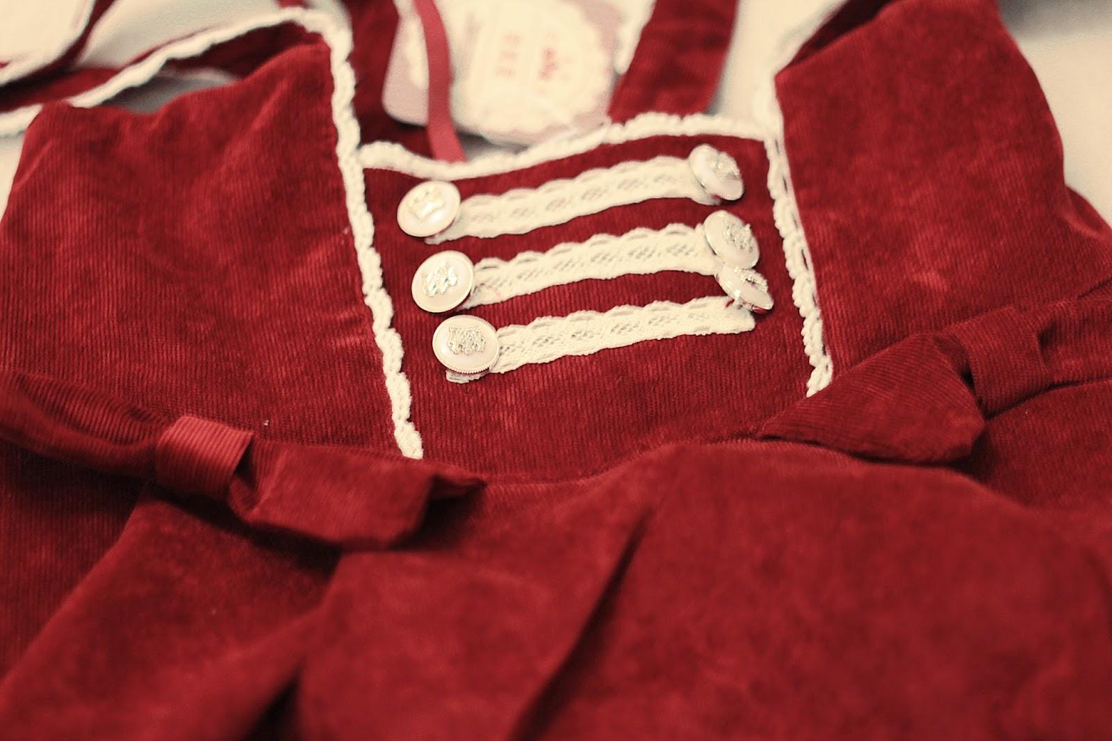 cute red suspender skirt liz lisa taobao haul uk blog