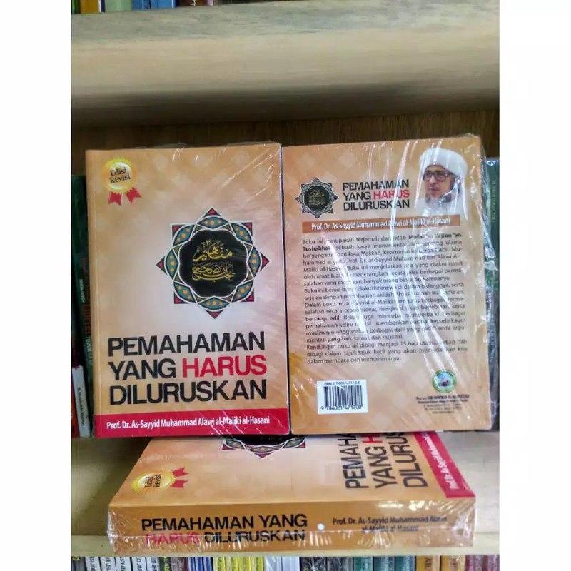 Penjual Kitab Mafahim Yajibu an Tushohhah Terpercaya di Kecamatan Larangan Tangerang