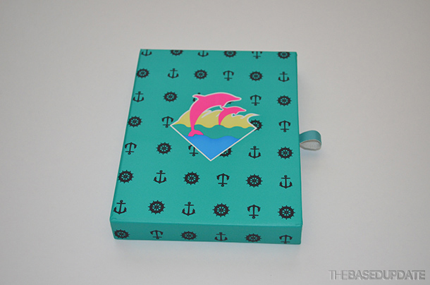 fe367fb4 Quality: The quality from Pink Dolphin Clothing is as follows; the coin  pouches feature white embossed leather with new and improved gold chain and  lock ...
