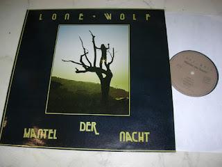 Lone wolf mantel der nacht