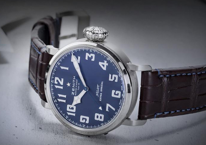 Zenith - Pilot Type 20 Extra Special Blue | Time and Watches | The watch blog