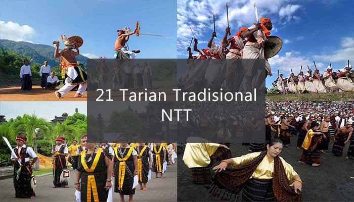 Inilah 21 Tarian Tradisional Dari NTT Dan Penjelasannya