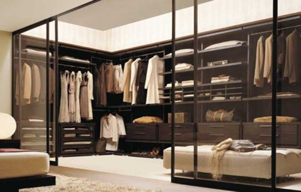 New Modern Walk-in Wardrobes Designs