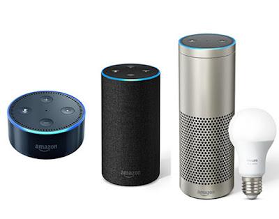 سماعات امازون ايكو الذكية Amazon Echo Speakers