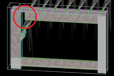 precast beam to concrete beam