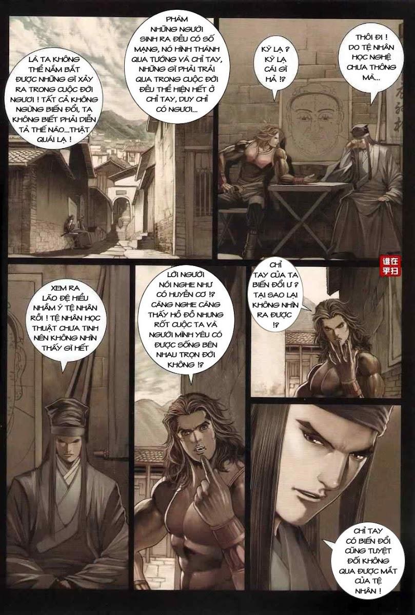 Ôn Thụy An Quần Hiệp Truyện chap 20 trang 9