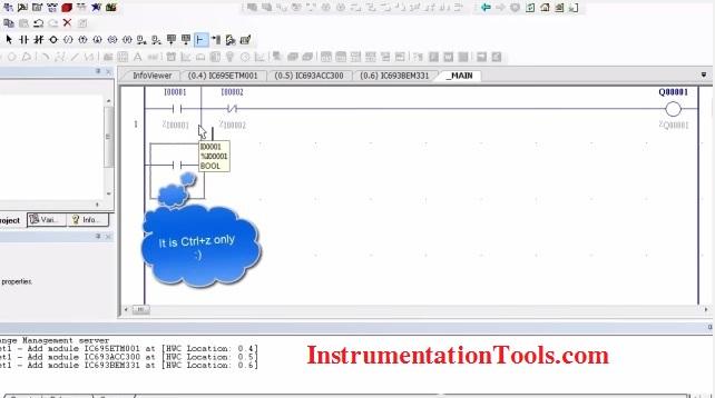 Belajar plc: tutorial download program plc ge fanuc menggunakan.