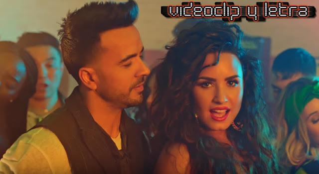 Luis Fonsi feat Demi Lovato - Échame la culpa