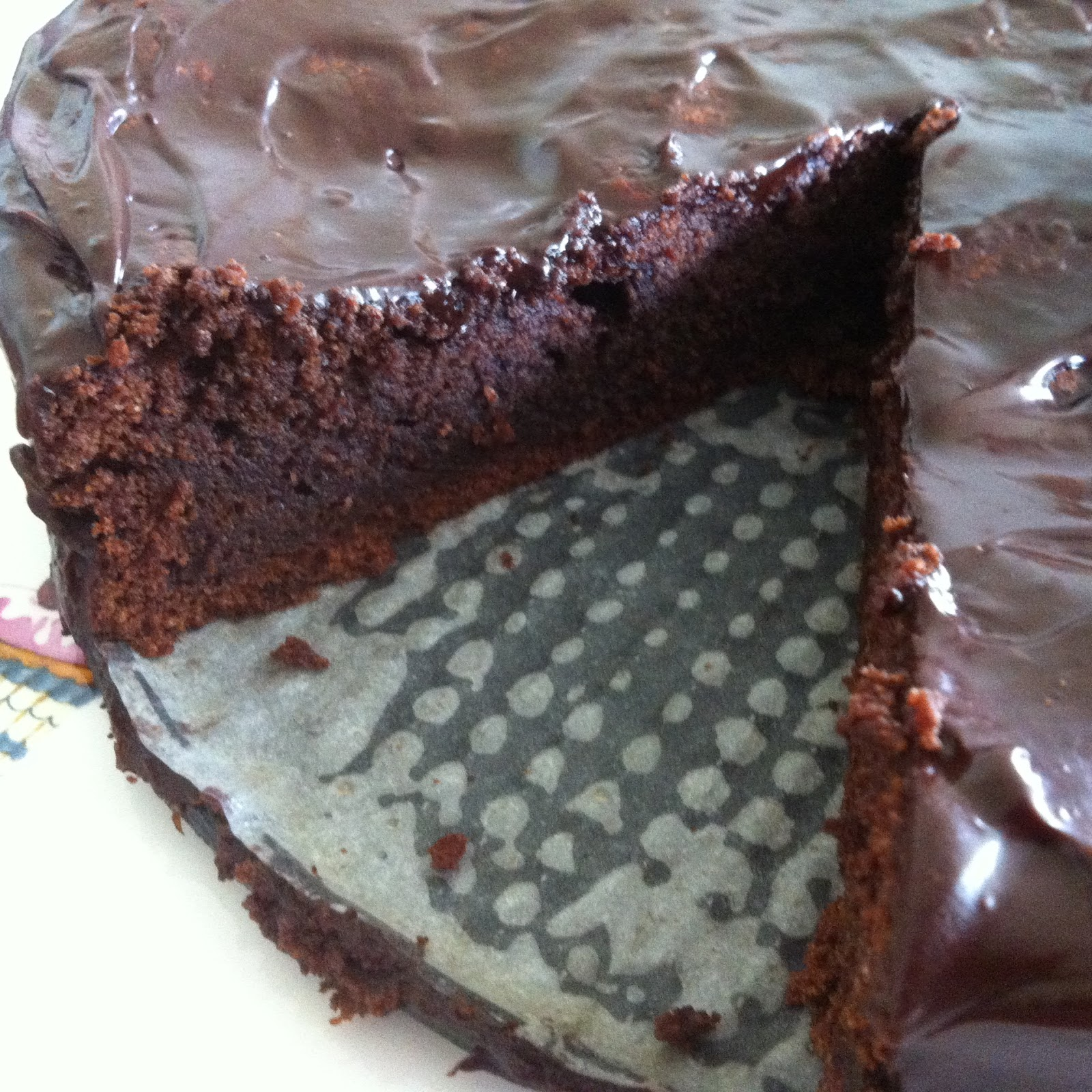Bruce Bogtrotter S Chocolate Cake From Matilda