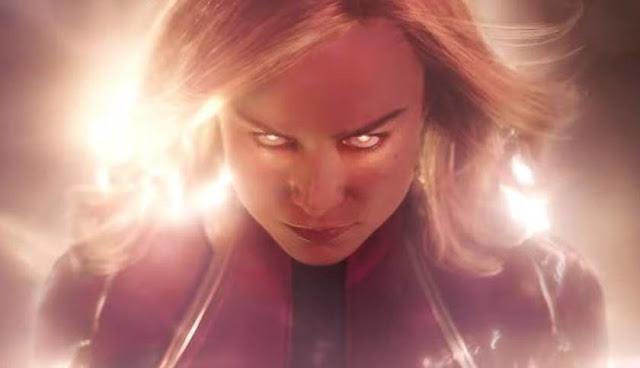 Capitã Marvel | Trailer foi visto 109 milhões de vezes nas primeiras 24h