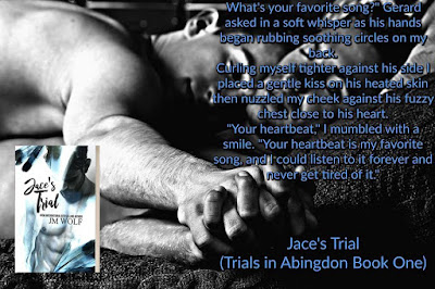Jace's Trial: Trials in Abingdon Book 1, JM Wolf