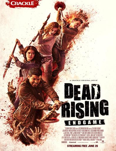 Ver Dead Rising: Endgame (2016) Online