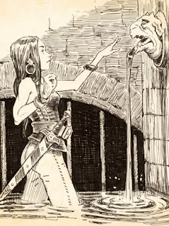 Image result for tony diterlizzi sketches