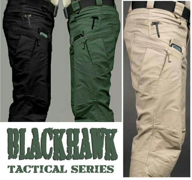 Celana Tactical Blackhawk Original