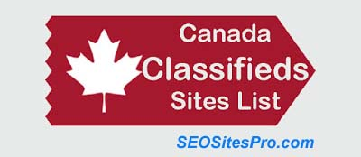 Top Classified Sites in Canada