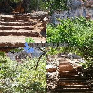 Cennet Çöküğü Merdivenleri