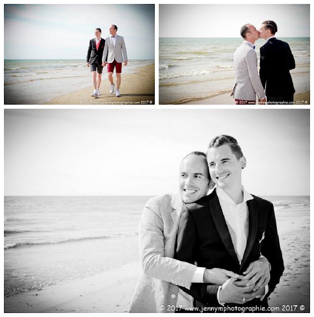 Mariage gay st jean de monts vendée 85
