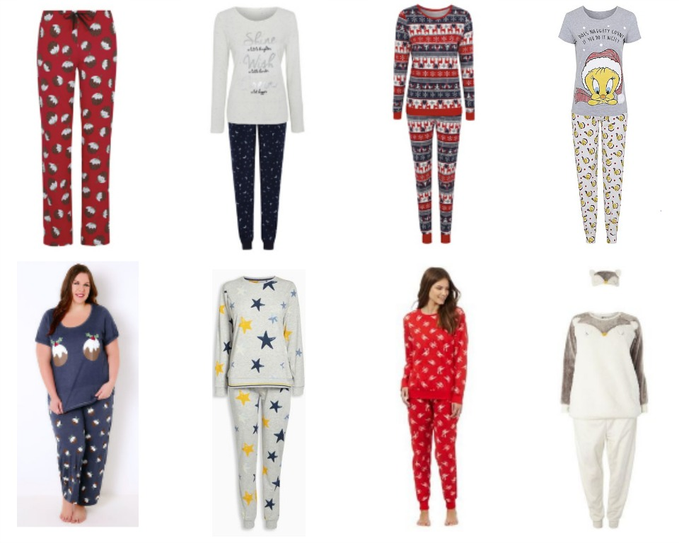 Christmas Pyjamas - Beauty Talk With Lauren
