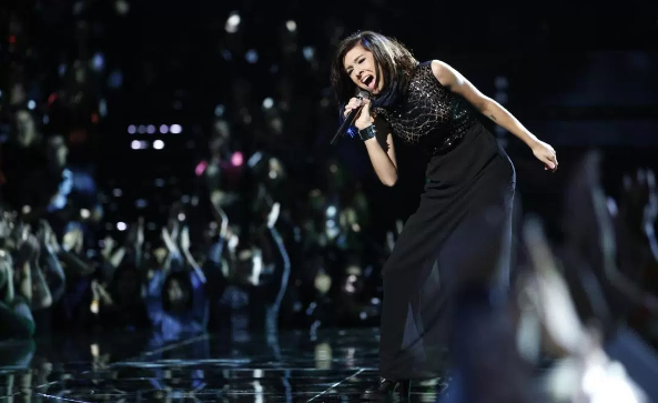 Menonton Audition Christina Grimmie Pada The Voice
