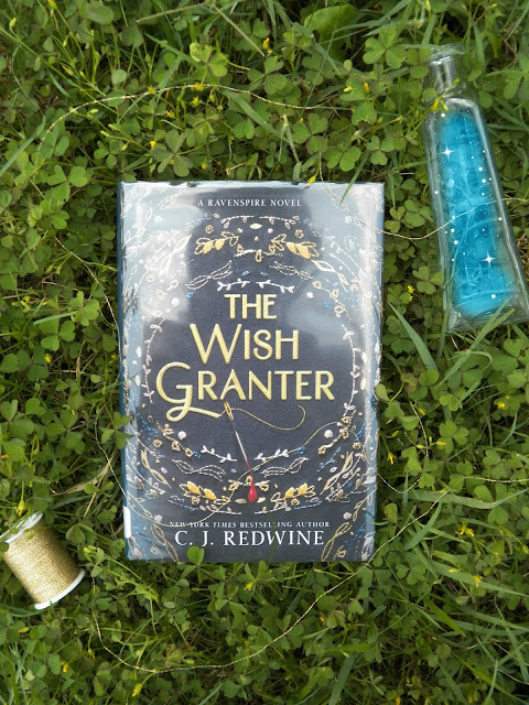 Book of the Month: The Wish Granter