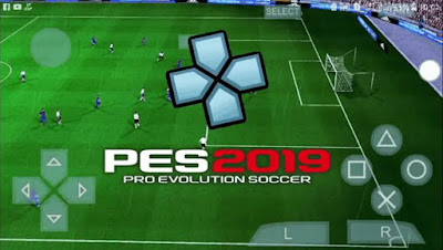 PES 19 PPSSPP for Android free Download