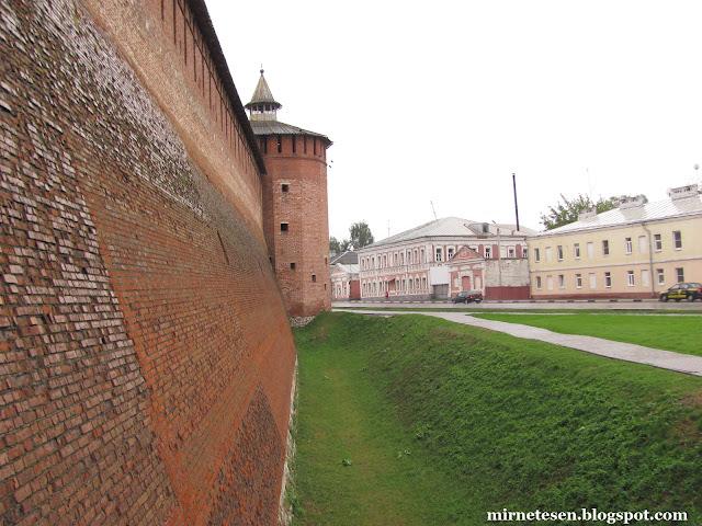 Коломенский кремль - Грановитая башня