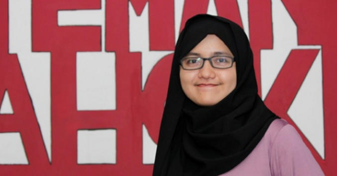 Amalia Ayuningtyas dari komunitas teman Ahok bukanlah Muslimah